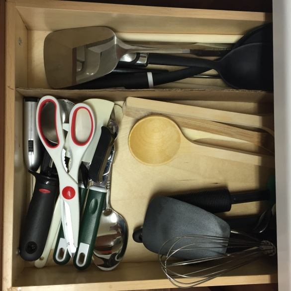 Monthly Challenge  2.1: Drawer Organizer