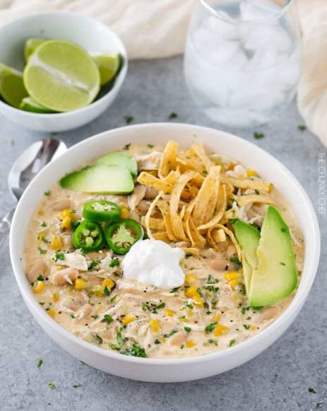 Slow-Cooker-Creamy-White-Chicken-Chili-4