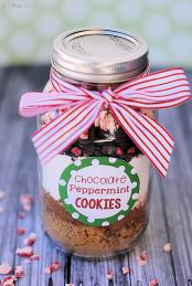 Cookiesinajarforchristmas